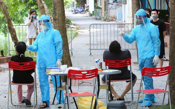 Hà Nội ghi nhận thêm 6 ca Covid-19 liên quan Bệnh viện Việt Đức