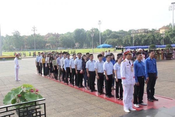 Dấu ấn Ngày Độc lập trong lớp cán bộ thanh tra trẻ