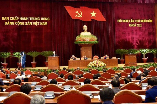 Hội nghị Trung ương 14: Giới thiệu nhân sự tham gia Bộ Chính trị, Ban Bí thư khóa XIII