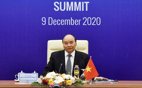 Thủ tướng Nguyễn Xuân Phúc tham dự các Hội nghị cấp cao ACMECS 9, CLMV 10, CLV 11