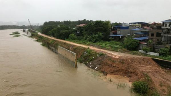 Thái Nguyên: Vi phạm tại dự án hệ thống chống lũ lụt sông Cầu
