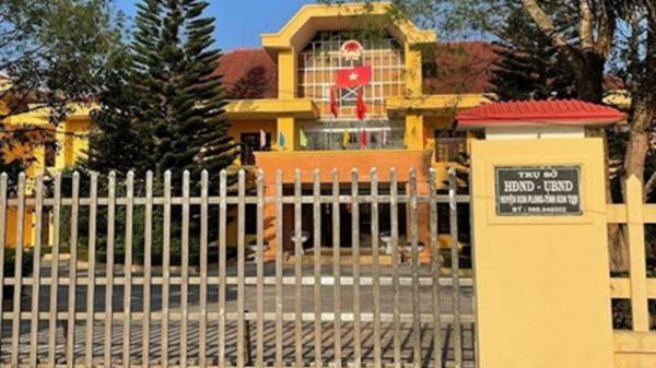 Kon Plông (Kon Tum): Phát hiện nhiều vi phạm trong quản lý, sử dụng tài sản công
