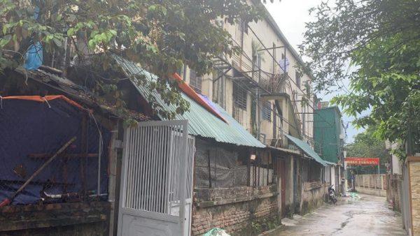 """Vụ tranh chấp đất tại Long Biên: Bị đơn đề nghị kháng nghị do thu thập được bản chính """"Giấy nhượng đất"""""""