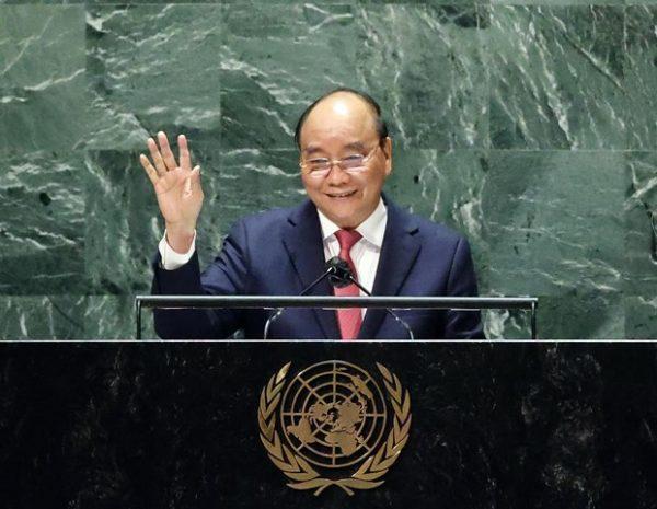 Đánh giá cao vị thế và đóng góp của Việt Nam tại Liên hợp quốc