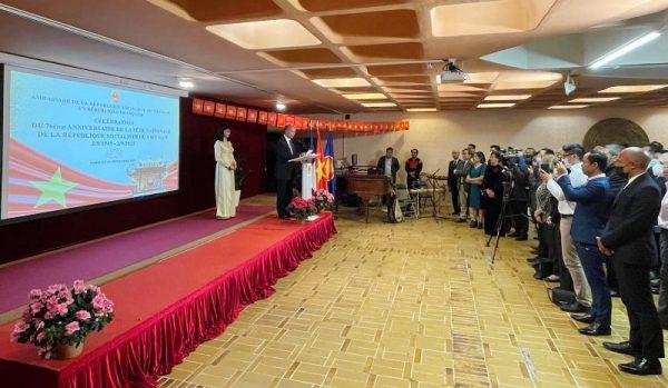Quan hệ Việt Nam – Pháp có những bước phát triển rất hiệu quả