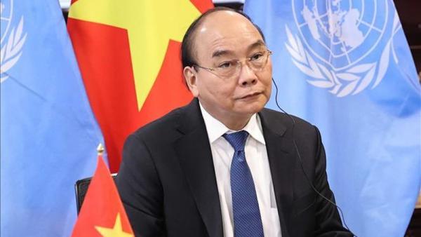 Chủ tịch nước: Hành động quyết liệt, hợp tác toàn cầu để chấm dứt đại dịch COVID-19 và xây dựng lại tốt hơn