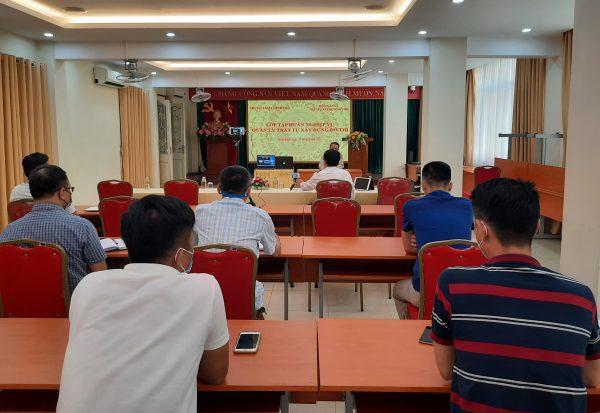 Quận Hoàn Kiếm: Nâng cao công tác quản lý trật tự xây dựng đô thị trên địa bàn