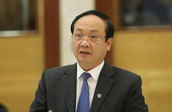Kỷ luật cảnh cáo nguyên Phó Chủ tịch UBND thành phố Hà Nội
