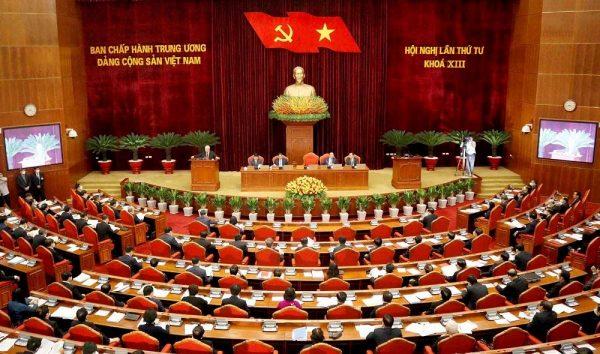 Trung ương thảo luận về tăng cường xây dựng, chỉnh đốn Đảng